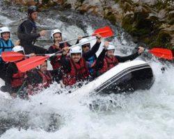 activite seminaire team-building biarritz rafting
